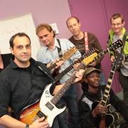 Cours guitare MJC La Pépinière Yutz